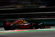 October 29, 2016: Mexican Grand Prix. Daniel Ricciardo (AUS), Red Bull