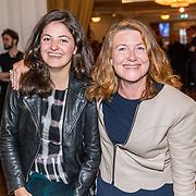 NLD/Amsterdam/20170917 - Gala van het Nederlands Theater 2017, Betty Schoeman en ...........
