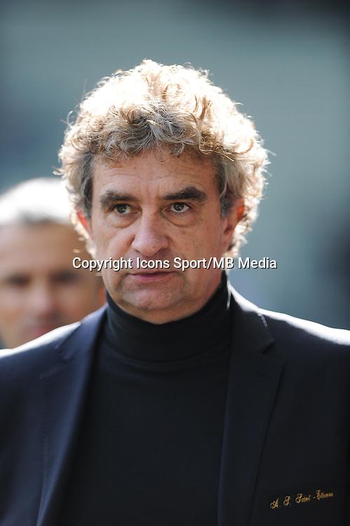 Dominique ROCHETEAU - 08.03.2015 - Saint Etienne / Lorient - 28eme journee de Ligue 1<br /> Photo : Jean Paul Thomas / Icon Sport