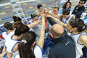 Frosinone, 24/05/2013<br /> Basket, Nazionale Italiana Femminile<br /> Amichevole<br /> Italia - Bulgaria<br /> Nella foto: team italia<br /> Foto Ciamillo