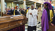 Funeral of Lindy Boggs at St. Louis Cathedral in New Orleans; August 1, 2013