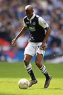 Nadjim Abdou of Millwall during the Sky Bet League 1 Play-off Final between Barnsley and Millwall at Wembley Stadium, London<br /> Picture by Richard Blaxall/Focus Images Ltd +44 7853 364624<br /> 29/05/2016
