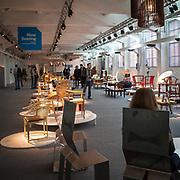 Il FuoriSalone 2012 in Zona Tortona<br /> <br /> Tortona Area Lab at Fuorisalone 2012