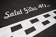 June 7-11, 2018: Canadian Grand Prix. Circuit Gilles Villeneuve detail