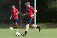 USA Training - 02 Oct 2017