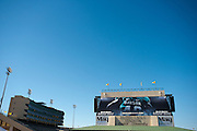 WACO, TX - OCTOBER 19: A general view of the exterior at Floyd Casey Stadium on October 19, 2013 before kickoff between Baylor and Iowa State in Waco, Texas.  (Photo by Cooper Neill/Getty Images) *** Local Caption ***