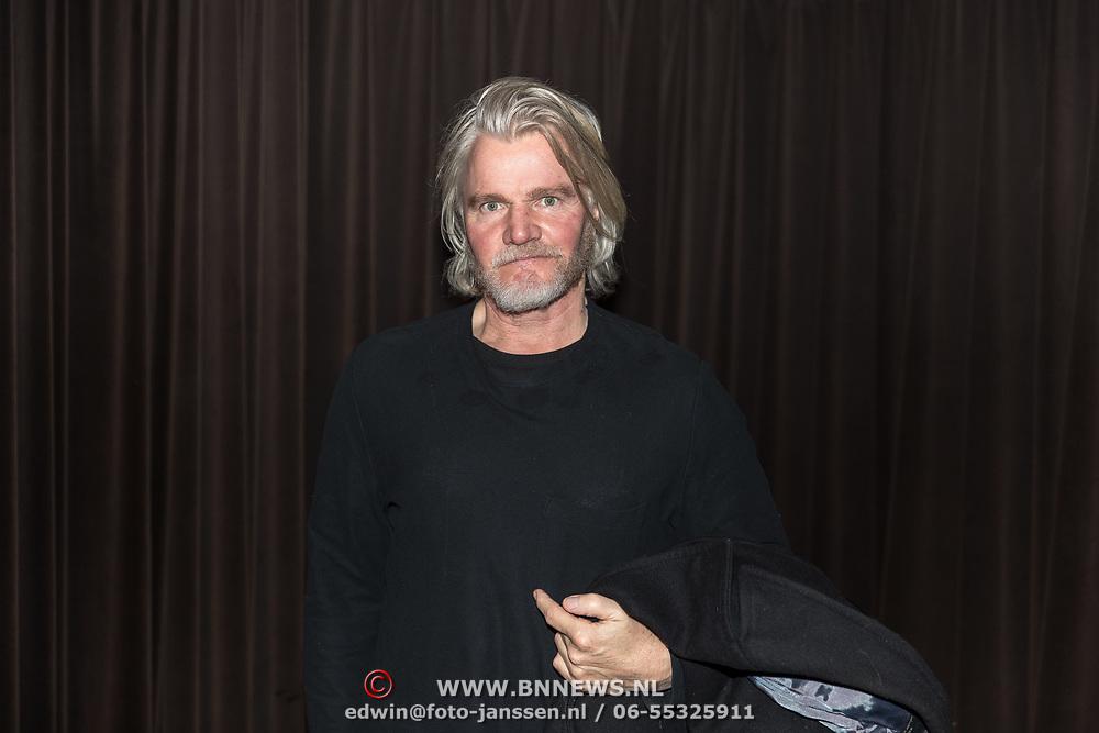 NLD/Hilversum/20191112 - Boekpresentatie Top 2000, Rob Bolland