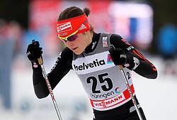 29.12.2011, DKB-Ski-ARENA, Oberhof, GER, Viessmann FIS Tour de Ski 2011, Prolog, Freie Technik/ Freistil Herren im Bild Tina Bachmann (GER) . // during of Viessmann FIS Tour de Ski 2011, in Oberhof, GERMANY, 2011/12/29 .. EXPA Pictures © 2011, PhotoCredit: EXPA/ nph/ Hessland..***** ATTENTION - OUT OF GER, CRO *****
