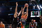 Stefano Gentile of Banco di Sardegna Sassari   <br /> Umana Reyer Venezia - Banco di Sardegna Sassari<br /> Postemobile Final Eight 2019 Zurich Connect<br /> Basket Serie A LBA 2018/2019<br /> FIRENZE, ITALY - 15 February 2019<br /> Foto Mattia Ozbot / Ciamillo-Castoria