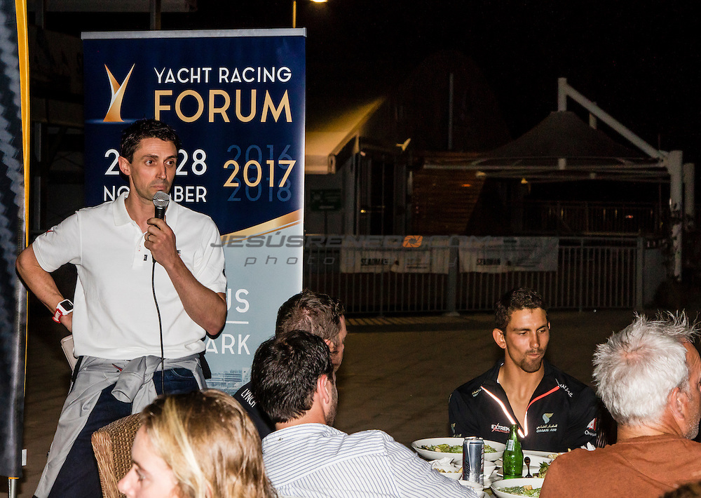 GC 32 Class 2017 Championship to be sailed at Muscat, Oman, from Monday 27th February to Sunday 5th March 2017 (first day of racing Tuesday 28th February). Organised by the GC32 International Class Association in conjunction with OC Sport The Regatta Venue and the Regatta Office will be at Oman Sail, Al Mouj – The Wave, Muscat, Oman. Photo credit Jesús Renedo / GC32 Championship Oman 2017