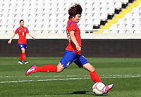 Fifa Womans World Cup Canada 2015 - Preview //<br /> Cyprus Cup 2015 Tournament ( Gsp Stadium Nicosia - Cyprus ) - <br /> South Korea vs Italy 1-2 , Ji Soyun of South Korea