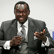 04 June 2015 - Belgium - Brussels - European Development Days - EDD - Migration - Migration is development - Making migration a driver for development - Gibril Faal , Interim Director , Africa-Europe Development Platform © European Union