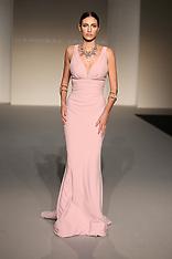 Spain - Hanibal Laguna Fashion Show - 27 Nov 2016