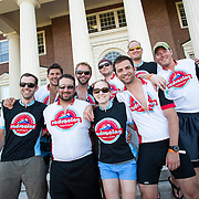 June 16, 2012 - Waterville, Maine : Team photos during the 2012 Trek Across Maine. CREDIT: Karsten Moran for the American Lung Association of New England