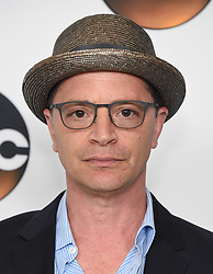 August 6, 2017 - Beverly Hills, California, U.S. - Josh Malina arrives for the 2017 Disney ABC TCA Summer Press Tour at the Beverly Hilton Hotel. (Credit Image: © Lisa O'Connor via ZUMA Wire)