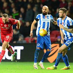 Bristol City v Brighton and Hove Albion