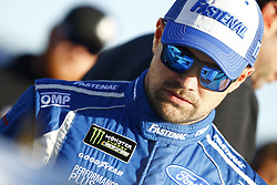 March 2, 2018 - Las Vegas, Nevada, United States of America - March 02, 2018 - Las Vegas, Nevada, USA: Ricky Stenhouse Jr (17) hangs out on pit road before qualifying for the Pennzoil 400 at Las Vegas Motor Speedway in Las Vegas, Nevada. (Credit Image: © Chris Owens Asp Inc/ASP via ZUMA Wire)