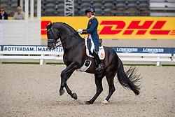 Scholtens Emmelie, NED, Desperado<br /> European Championship Dressage<br /> Rotterdam 2019<br /> © Hippo Foto - Dirk Caremans