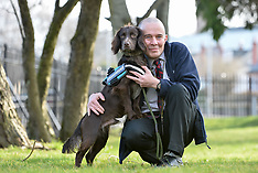 Charity rolls out new canine companions for army veterans | Glasgow | 22 February 2018