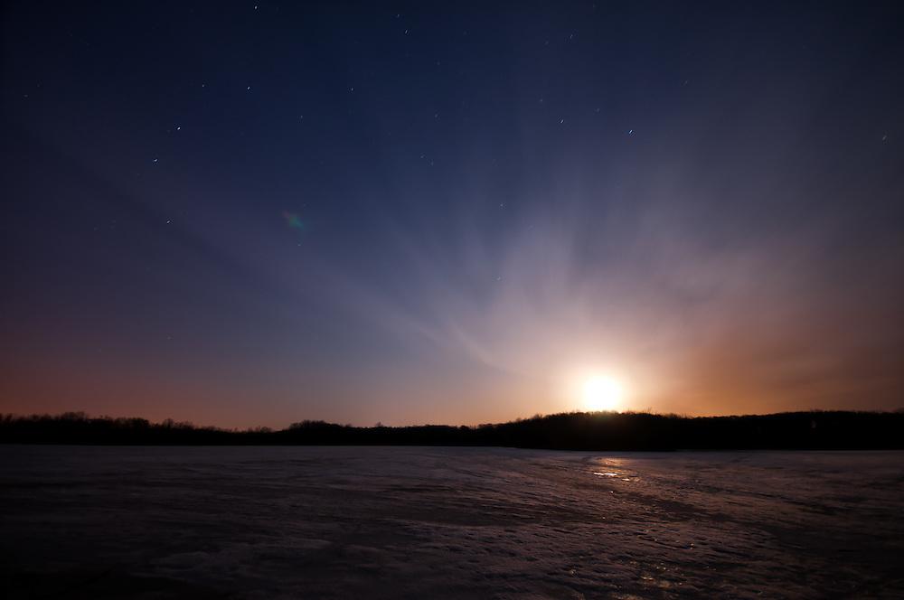 Sessions Lake<br /> Ionia County, Michigan