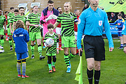 Matchday mascot during the EFL Sky Bet League 2 match between Forest Green Rovers and Swindon Town at the New Lawn, Forest Green, United Kingdom on 21 December 2019.