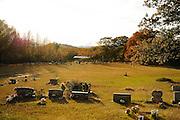 Cemetery in Smithville, OK