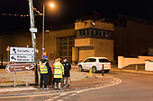 Irish Border Police Station Castlederg Northern Ireland Brexitland