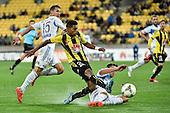 20150405 A League - Wellington Phoenix v Melbourne Victory