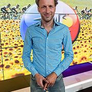 NLD/Hilversum/20170622 - Perspresentatie NOS Tour de France, Gerben van 't Hof
