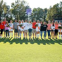2017 Campbell University Women Soccer vs Gardner-Webb Senior Day