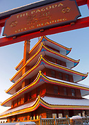 Berks Co., Pagoda, landmark, Mt Penn, Reading, PA USA