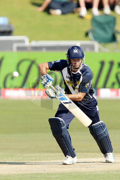 Rob Quiney of the Victorian Bushrangers during match 8 of the Airtel CLT20 held between the Victorian Bushrangers v Central Stags at Supersport Park in Centurion on the 15 September 2010..Photo by: Ron Gaunt/SPORTZPICS/CLT20