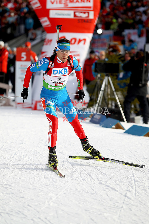 10.12.2011, Biathlonzentrum, Hochfilzen, AUT, E.ON IBU Weltcup, 2. Biathlon, Hochfilzen, Verfolgung Herren, im Bild Makoveev Andrei (RUS) // during E.ON IBU World Cup 2th Biathlon, Hochfilzen, Austria on 2011/12/10. EXPA Pictures © 2011. EXPA Pictures © 2011, PhotoCredit: EXPA/ nph/ Straubmeier..***** ATTENTION - OUT OF GER, CRO *****