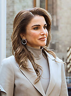 21.03.2018; The Hague, Netherlands: QUEEN RANIA AND QUEEN MAXIMA<br /> visit the Mondriaan Regional Training Center in The Hague.<br /> King Abdullah II and Queen Rania Al Abdullah of Jordan are on an official visit to the Netherlands<br /> Mandatory Photo Credit: NEWSPIX INTERNATIONAL<br /> <br /> IMMEDIATE CONFIRMATION OF USAGE REQUIRED:<br /> Newspix International, 31 Chinnery Hill, Bishop's Stortford, ENGLAND CM23 3PS<br /> Tel:+441279 324672  ; Fax: +441279656877<br /> Mobile:  0777568 1153<br /> e-mail: info@newspixinternational.co.uk<br /> &ldquo;All Fees Payable To Newspix International&rdquo;