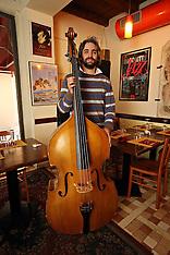 20131223 MUSICA AL RISTORANTE IL CONTRABBASSO VIA PESCHIERE VECCHIE