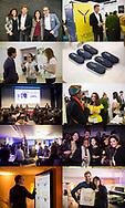 YOSS. Salon des entrepreneurs 2018 et soirée de lancement de l'entreprise.