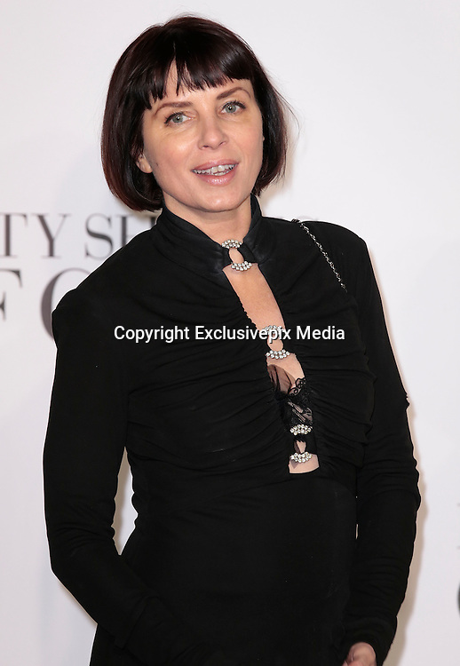 Feb 12, 2015 - 'Fifty Shades of Grey' UK Premiere - Red Carpet Arrivals at Odeon, Leicester Square<br /> <br /> Pictured: Sadie Frost<br /> ©Exclusivepix Media