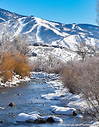 Steamboat Springs Colorado, Yampa River Scenic