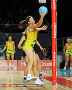Susan Pratley (Aus)<br /> Netball - 2009 Holden International Test Series<br /> Australian Diamonds v New Zealand Silver Ferns<br /> Wednesday 9 September 2009<br /> Hisense Arena, Melbourne AUS<br /> © Sport the library / Jeff Crow
