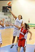 DESCRIZIONE : Ortona Giochi del Mediterraneo 2009 Mediterranean Games Italia Italy Albania Preliminary Women<br /> GIOCATORE : Beatrice Sciacca<br /> SQUADRA : Nazionale Italiana Femminile<br /> EVENTO : Ortona Giochi del Mediterraneo 2009<br /> GARA : Italia Italy Albania<br /> DATA : 28/06/2009<br /> CATEGORIA : tiro<br /> SPORT : Pallacanestro<br /> AUTORE : Agenzia Ciamillo-Castoria/G.Ciamillo