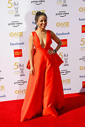 March 30, 2019 - Los Angeles, California, USA - LOS ANGELES, CA - MAR 29: Meta Golding attends the 50th NAACP Image Awards Non-Televised Dinner at The Berverly Hilton on March 29 2019 in Los Angeles CA. Credit: CraSH/imageSPACE/MediaPunch (Credit Image: © Imagespace via ZUMA Wire)