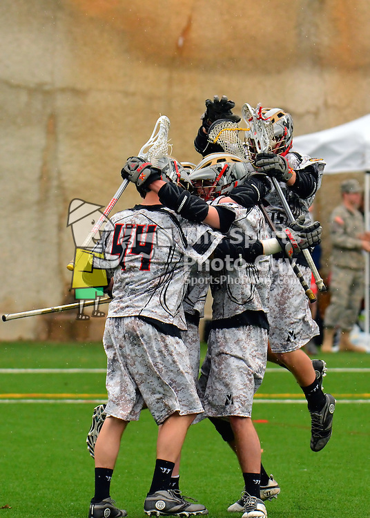 NCAA Men's Lacrosse: VMI defeats Air Force 6-4 for first program victory over a service academy