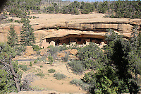 Mesa Verde National Park resides in southwestern Colorado, and in every grade schools' geography book.<br />