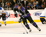 LOS ANGELES, CA - OCTOBER 7:   of the Los Angeles Kings  against the St. Louis Blues on October 7, 2006 at the Staples Center in Los Angeles, California.  (Photo by Jeff Bottari/Getty Images)