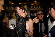 VALENTINA MICCHETTI. The Launch of the Cavalli Selection. 17 Berkeley St. London. 29 May 2008.   *** Local Caption *** -DO NOT ARCHIVE-© Copyright Photograph by Dafydd Jones. 248 Clapham Rd. London SW9 0PZ. Tel 0207 820 0771. www.dafjones.com.