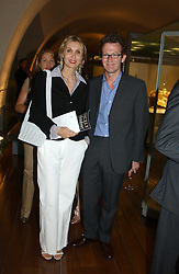 ASHLEY & ALLEGRA HICKS at the opening of 'Princely Splendour; The Dresden Court 1580-1620' a new temporary exhibition at The Gilbert Collection, Somerset House, London sposored by Hubert Bruda Media, The Schroder Family and WestLB AG on 8th June 2005.<br /><br />NON EXCLUSIVE - WORLD RIGHTS