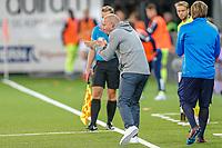 Fotball , 25. august 2019 , Eliteserien<br /> Strømsgodset - Sarpsborg 08<br /> Henrik Pedersen, Strømsgodset<br /> 1-1 mål Strømsgodset<br /> Foto: Christoffer Hansen , Digitalsport