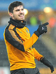 Ruben Neves of Wolverhampton Wanderers - Mandatory by-line: Nizaam Jones/JMP- 17/01/2018 - FOOTBALL - Liberty Stadium- Swansea, Wales - Swansea City v Wolverhampton Wanderers - Emirates FA Cup third round proper