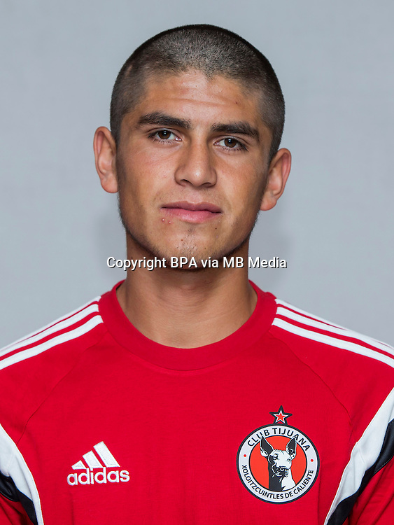 Mexico League - BBVA Bancomer MX 2015-2016 - <br /> Xolos - Club Tijuana / Mexico - <br /> Christian Torres