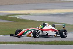 Mick Schumacher beim Rennen in der ADAC Formel 4 auf dem Hockenheimring / 011016<br /> <br /> *** ADAC Formula 4 race on October 1, 2016 in Hockenheim, Germany ***